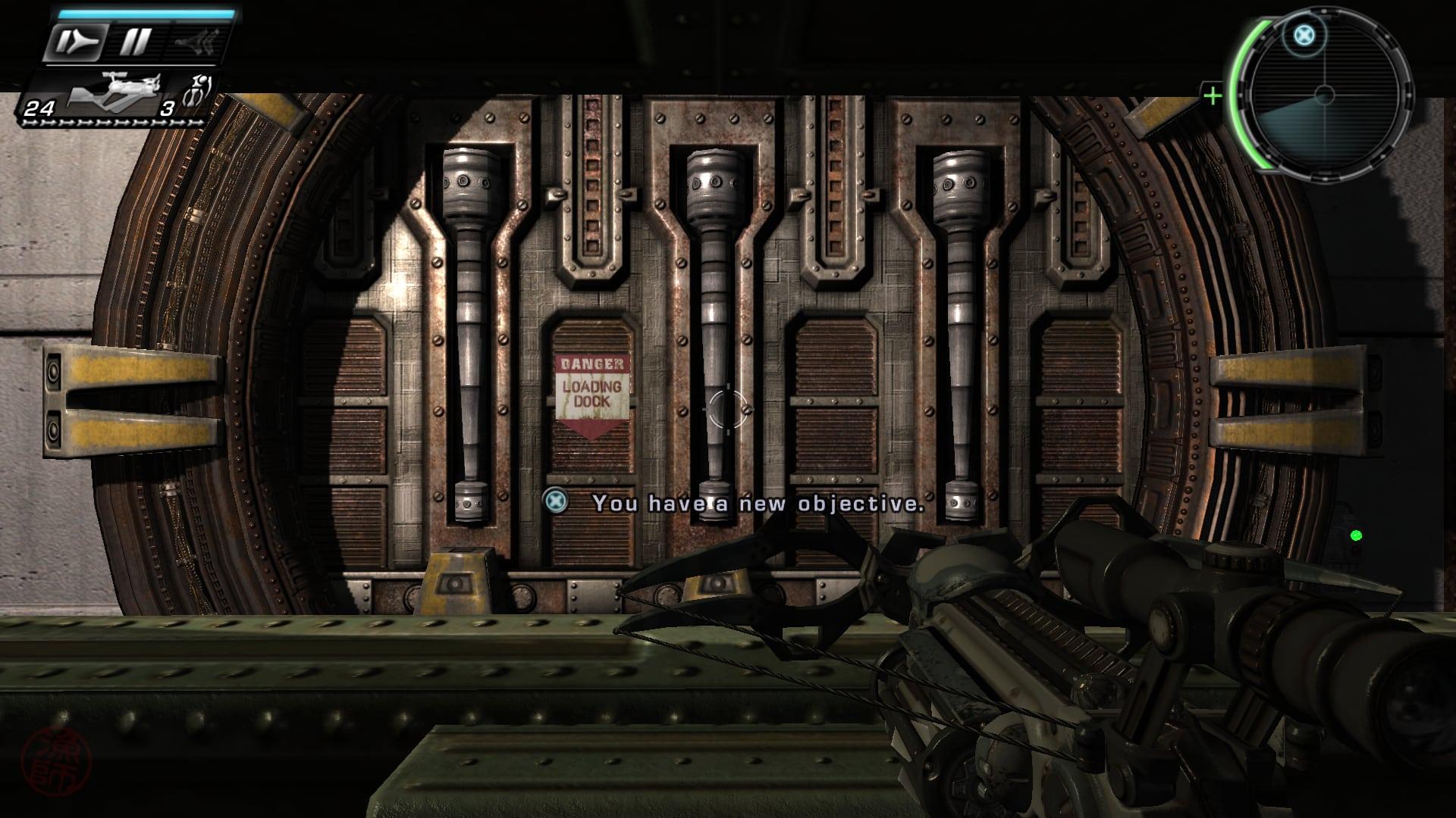 TimeShift, Saber Interactive 2007