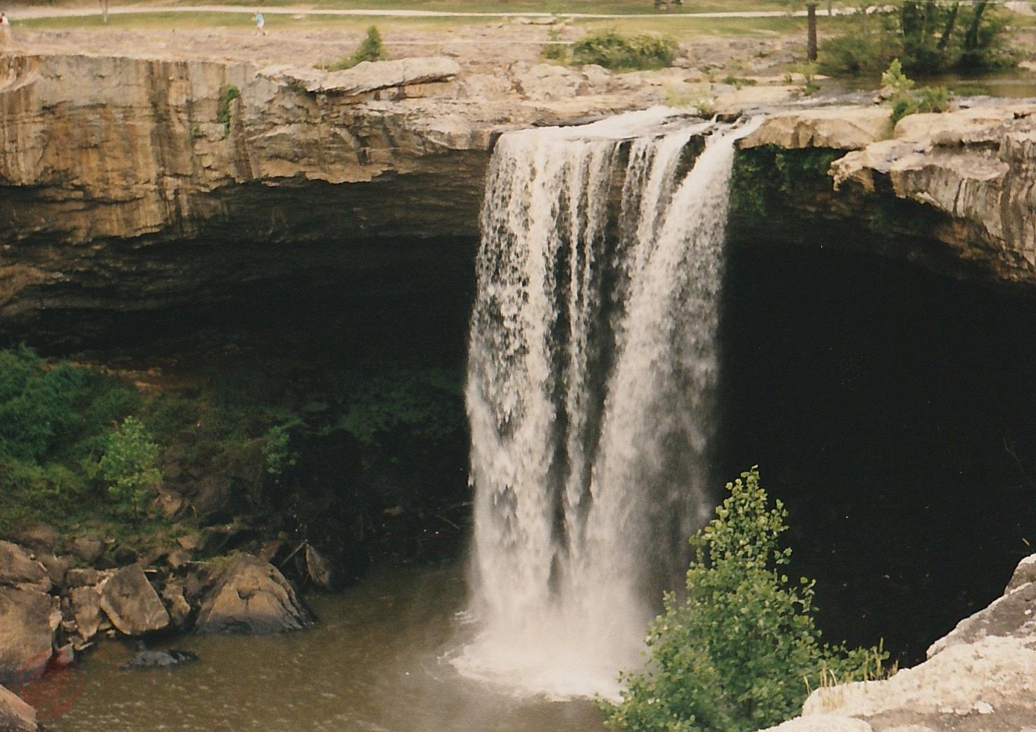 Noccalula Falls Park, 1999