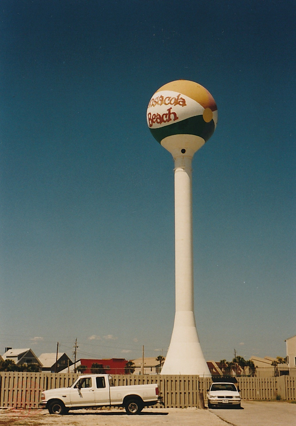 Pensacola Beach Ball Tower
